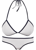 Diving Suit Material-neoprene Bikini Set