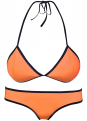 Diving Suit Material-neoprene Bikini Set