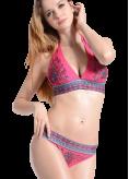 Boho Paisley Bikini Set