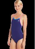 Solid Brite Diamondfit Swimsuit